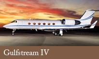 Gulfstream-IV plane